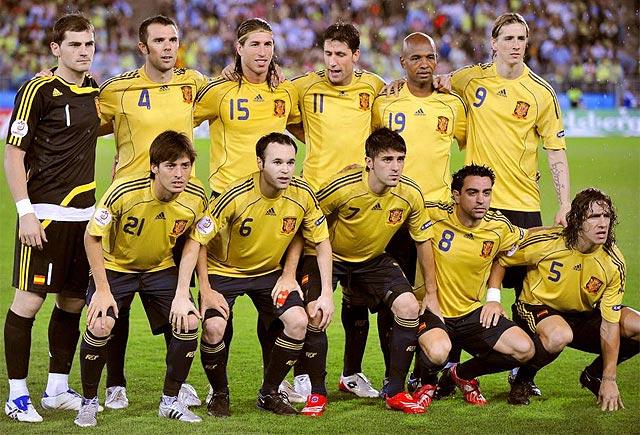 Mundial de fútbol 2010 en Sudáfrica