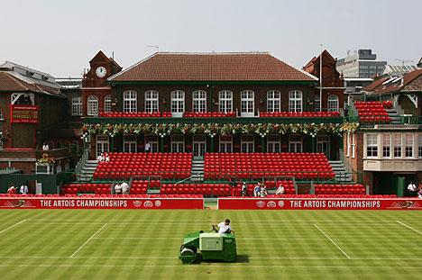 Apuestas Tenis | Queens 2010 | Nadal Vs Istomin